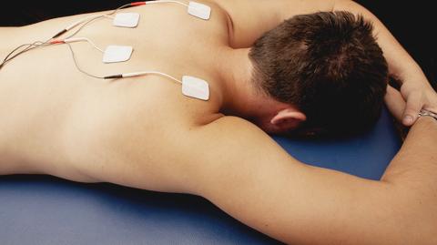 TENS electrodes for back pain light