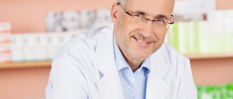 pharmacist small